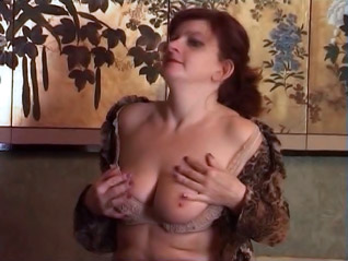 Sextape d'un couple mature
