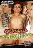 Grandma is very horny
