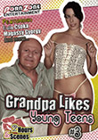 Grandpa likes young teens #3