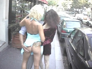 Orgie amateur entre exhibitionnistes